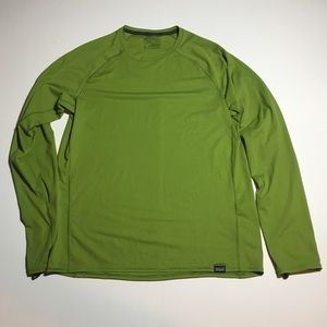 Patagonia Base Layer Capilene Long Sleeve Shirt